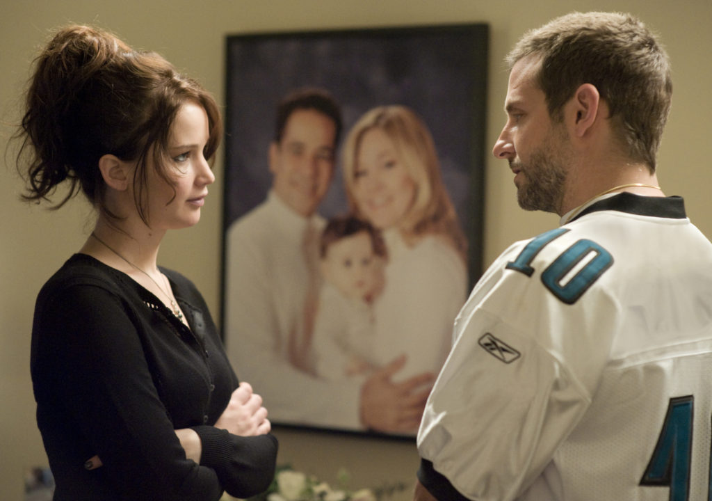 Silver Linings Playbook (David O. Russell, 2012)