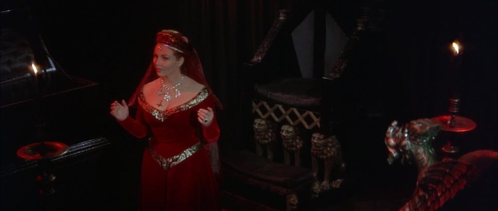 The Masque of the Red Death (Roger Corman, 1964)